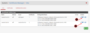 Enable SSL pfSense 2.4