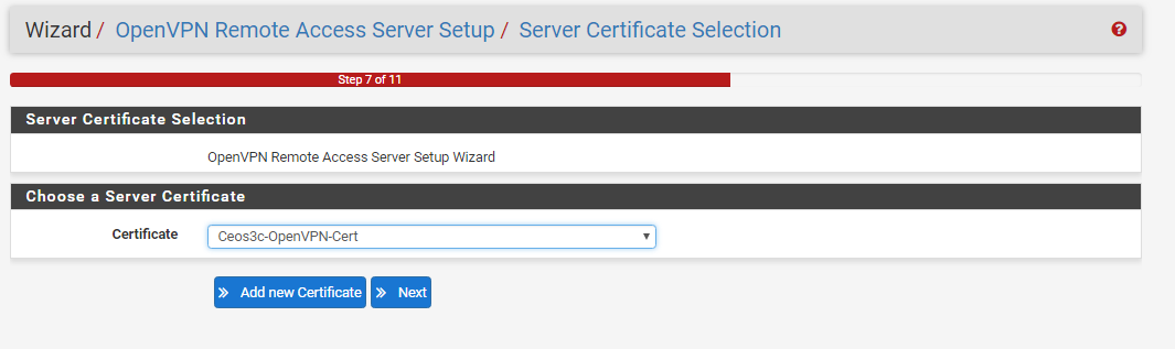 Configure OpenVPN for pfSense 2 4: The Complete Guide - Ceos3c