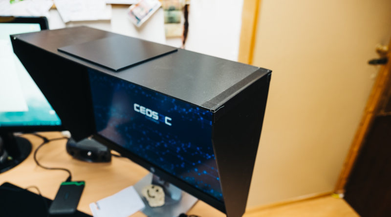Your DIY Monitor Hood front