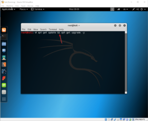 Install Kali Linux on VirtualBox with Guest Additions