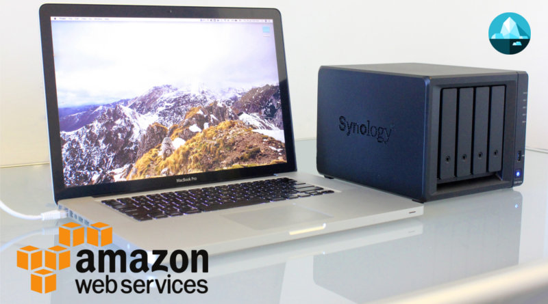 Synology NAS to Glacier Backup - The Ultimate Guide - Ceos3c