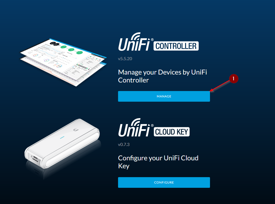 how to change unifi controller