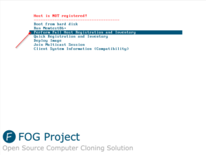 Create Windows 10 Image for Deployment with FOG Server