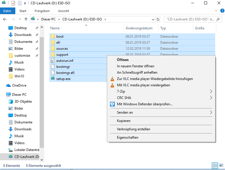 Create Windows 10 Image for Deployment with FOG Server 2019