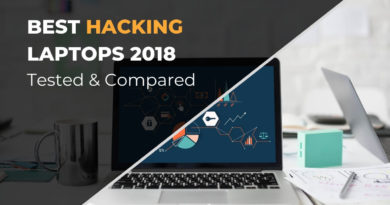 Best Hacking Laptops 2018