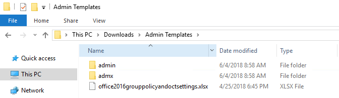 How to disable Office 2016 protected view with GPO - Ceos3c