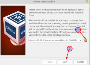 Install Ubuntu Server 18.04 Step By Step