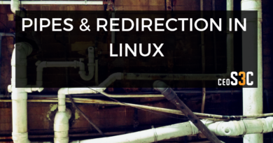 Pipes and Redirection in Linux – Explained!