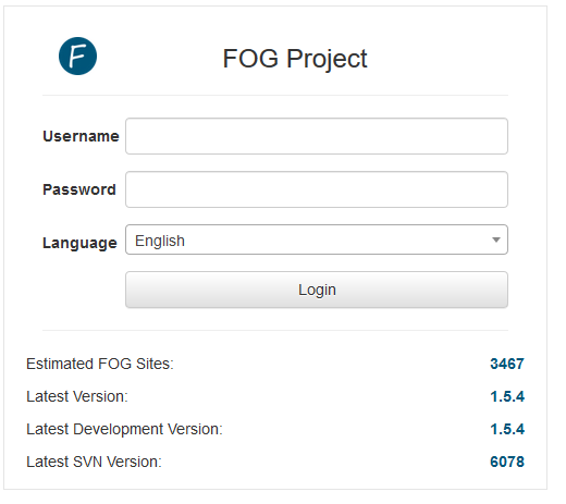 Update FOG Server to the newest Version - Step-By-Step - Ceos3c