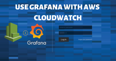 Grafana with AWS