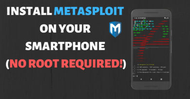 How to install Metasploit in Termux – Easiest Way(No root!)