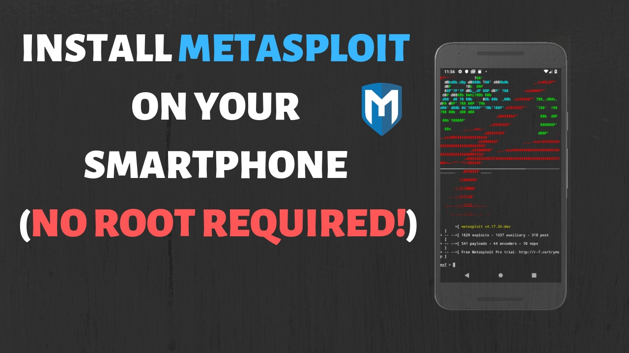 How to install Metasploit in Termux - Easiest Way(No root