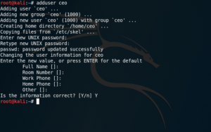 Top Things to do after installing Kali Linux