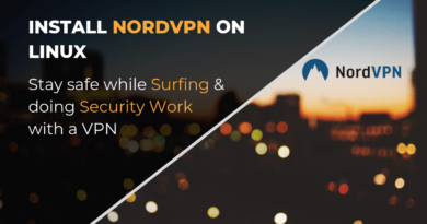 Install NordVPN on LInux