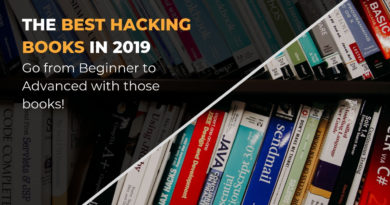 The Best Hacking Books in 2019 – Beginner to Advanced