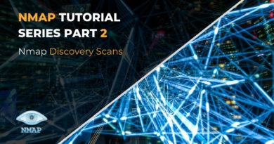 Nmap Tutorial Series 2: Nmap Host Discovery