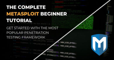 Metasploit Tutorial