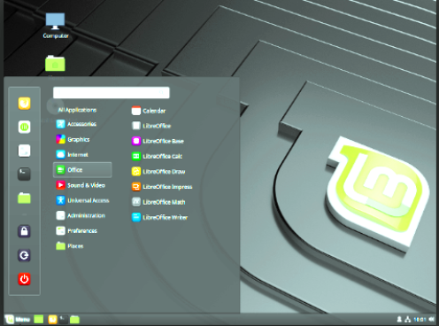 Linux Distro Mint