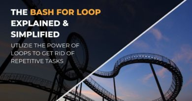 The Bash FOR Loop Explained & Simplified
