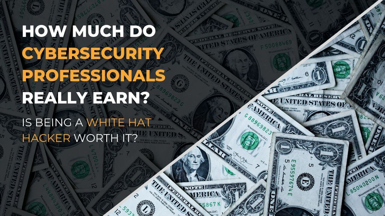Cybersecurity Salary Compared