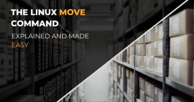 Linux Move Command explained