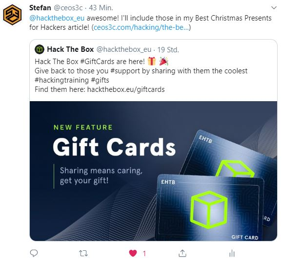 Christmas Gifts for Hackers