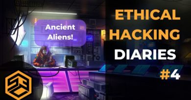 Ethical Hacking Diaries #4