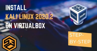Install Kali Linux 2020.2 on VirtualBox – Step by Step