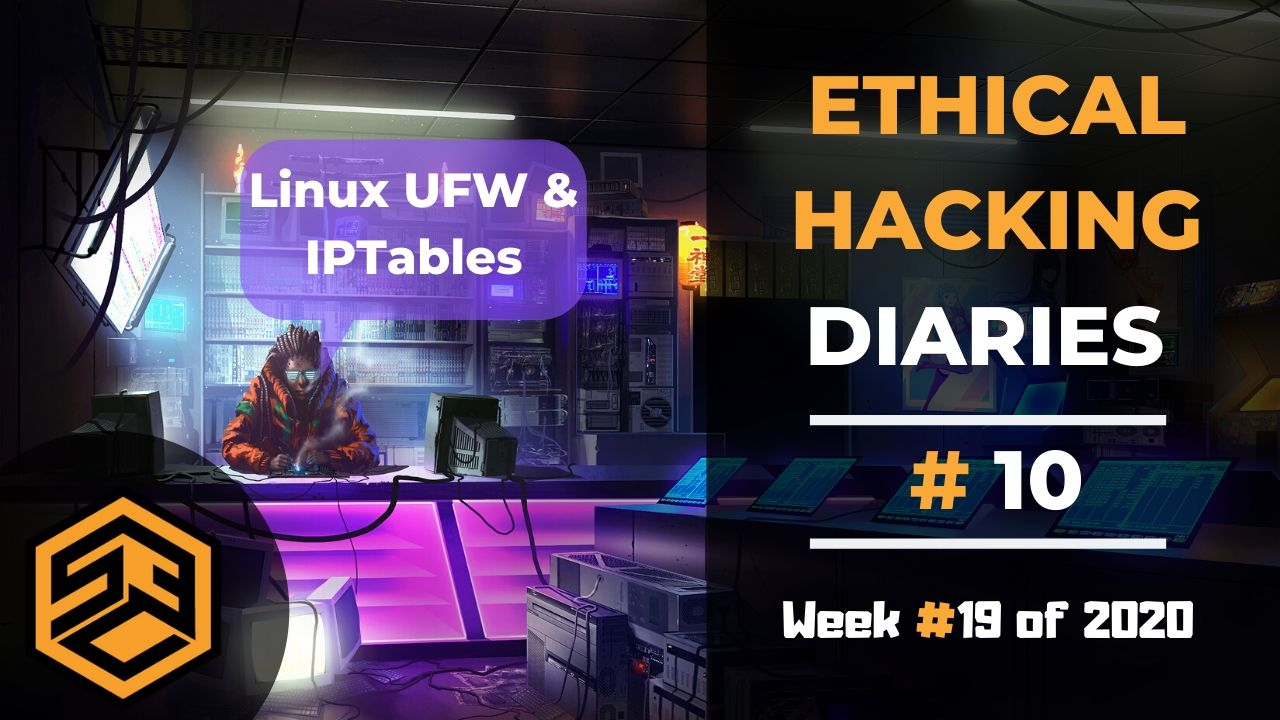Ethical Hacking Diaries 10