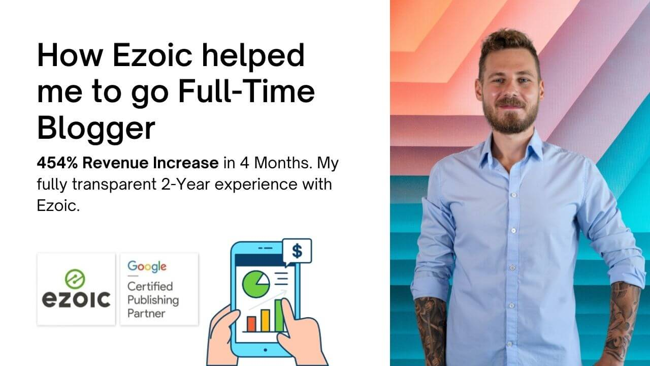 Ezoic Review Featured Image