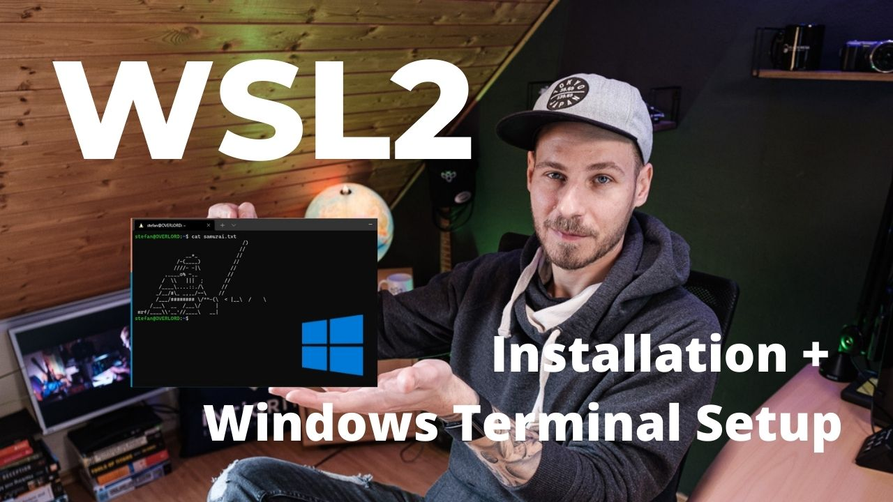 Install WSL2 - Featured Image